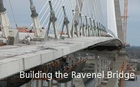Building the Arthur Ravenel Bridge